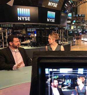 Michael Zammuto NYSE Interview