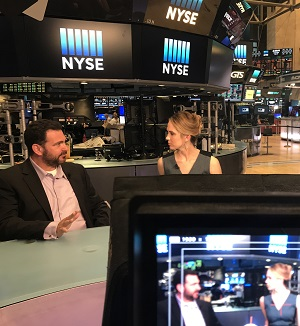 Michael Zammuto NYSE Interview
