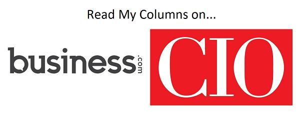 Michael Zammuto writes on both CIO.com and Business.com
